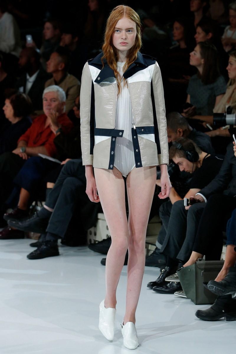 Courrèges Ready To Wear SS 2016 PFW (11)