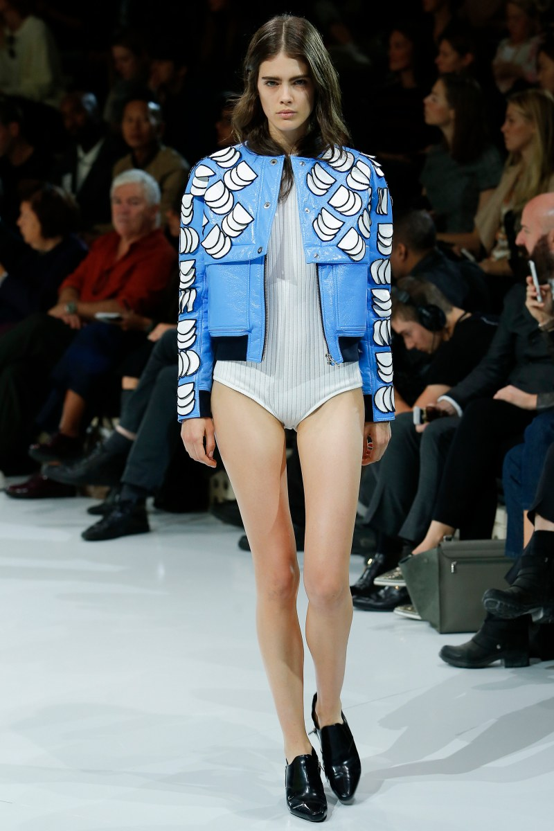 Courrèges Ready To Wear SS 2016 PFW (17)