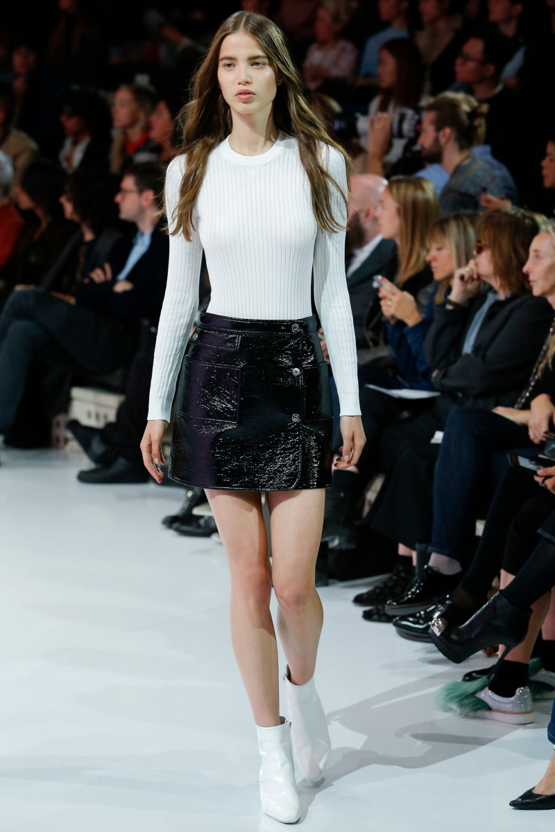 Courrèges Ready To Wear SS 2016 PFW (28)