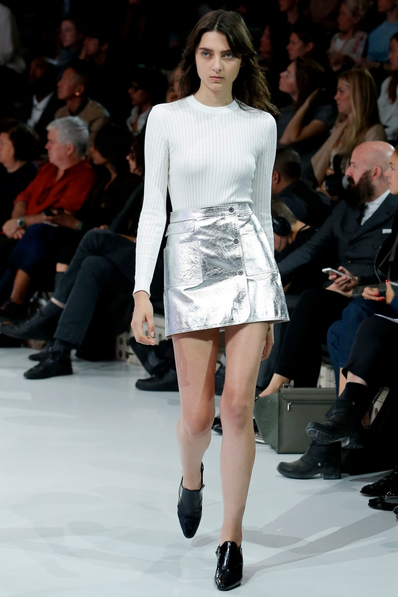 Courrèges Ready To Wear SS 2016 PFW (32)