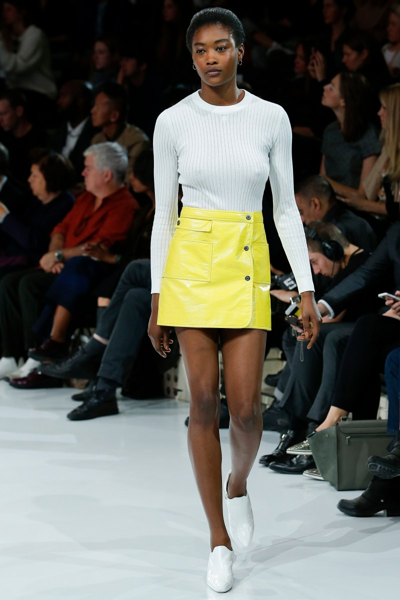 Courrèges Ready To Wear SS 2016 PFW (34)