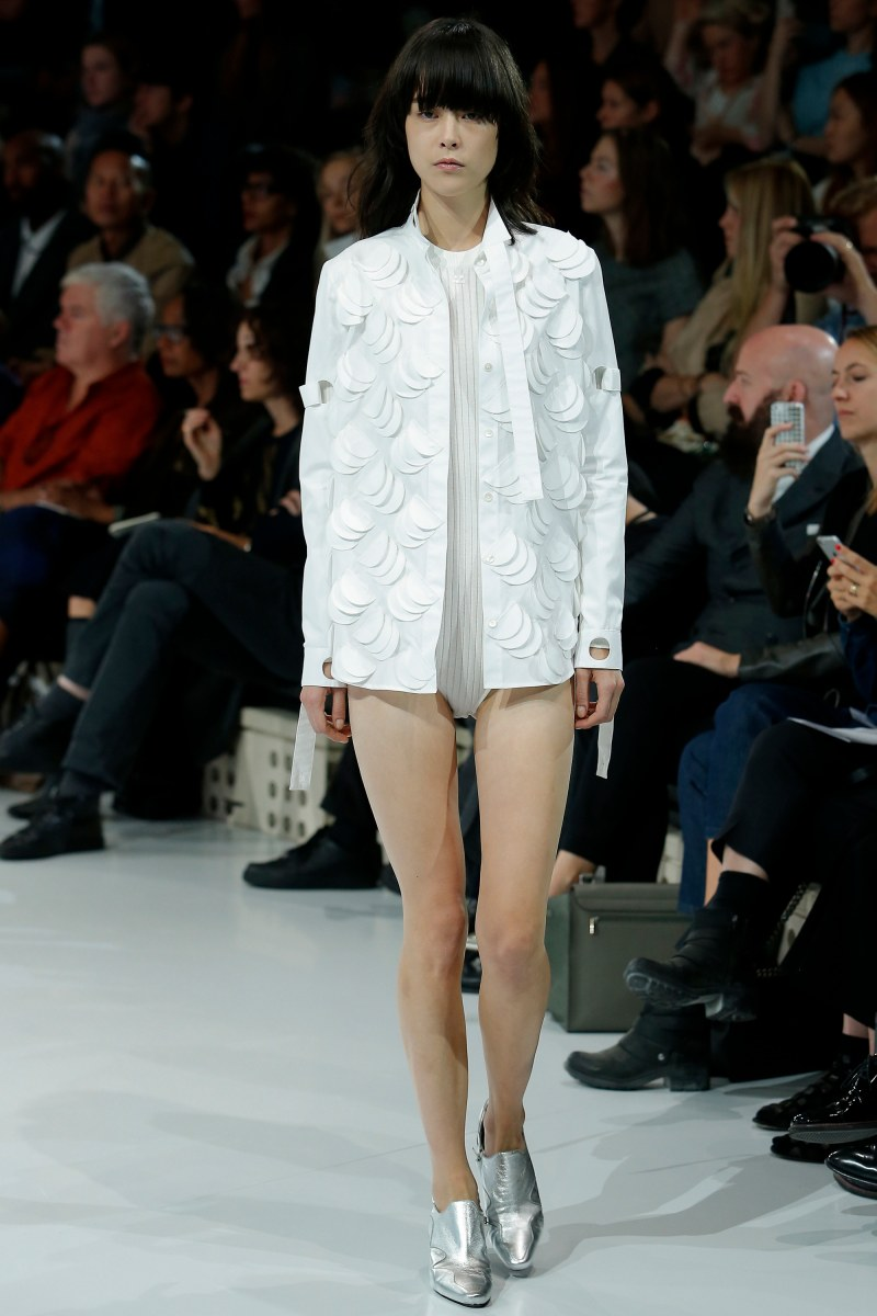 Courrèges Ready To Wear SS 2016 PFW (49)