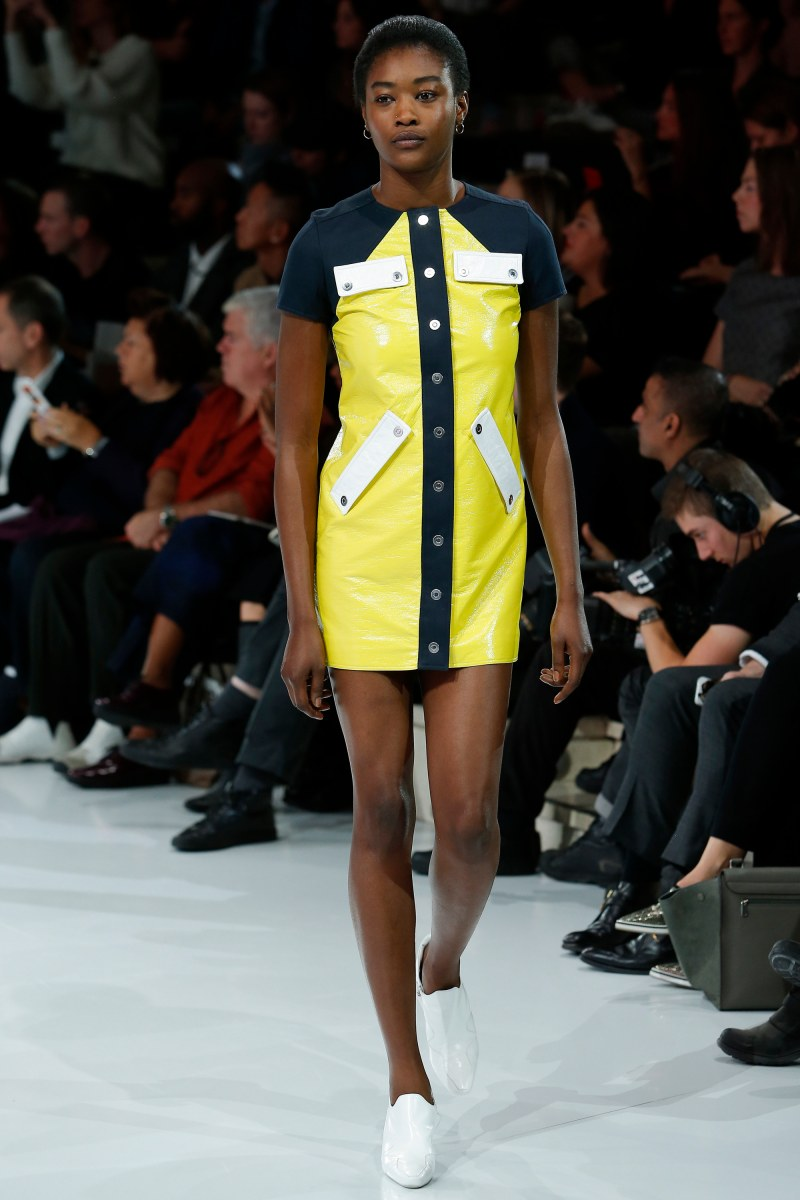 Courrèges Ready To Wear SS 2016 PFW (59)