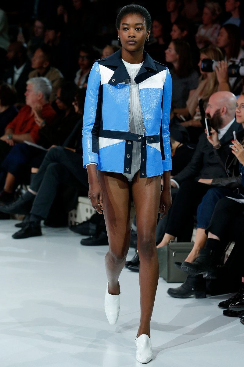 Courrèges Ready To Wear SS 2016 PFW (8)