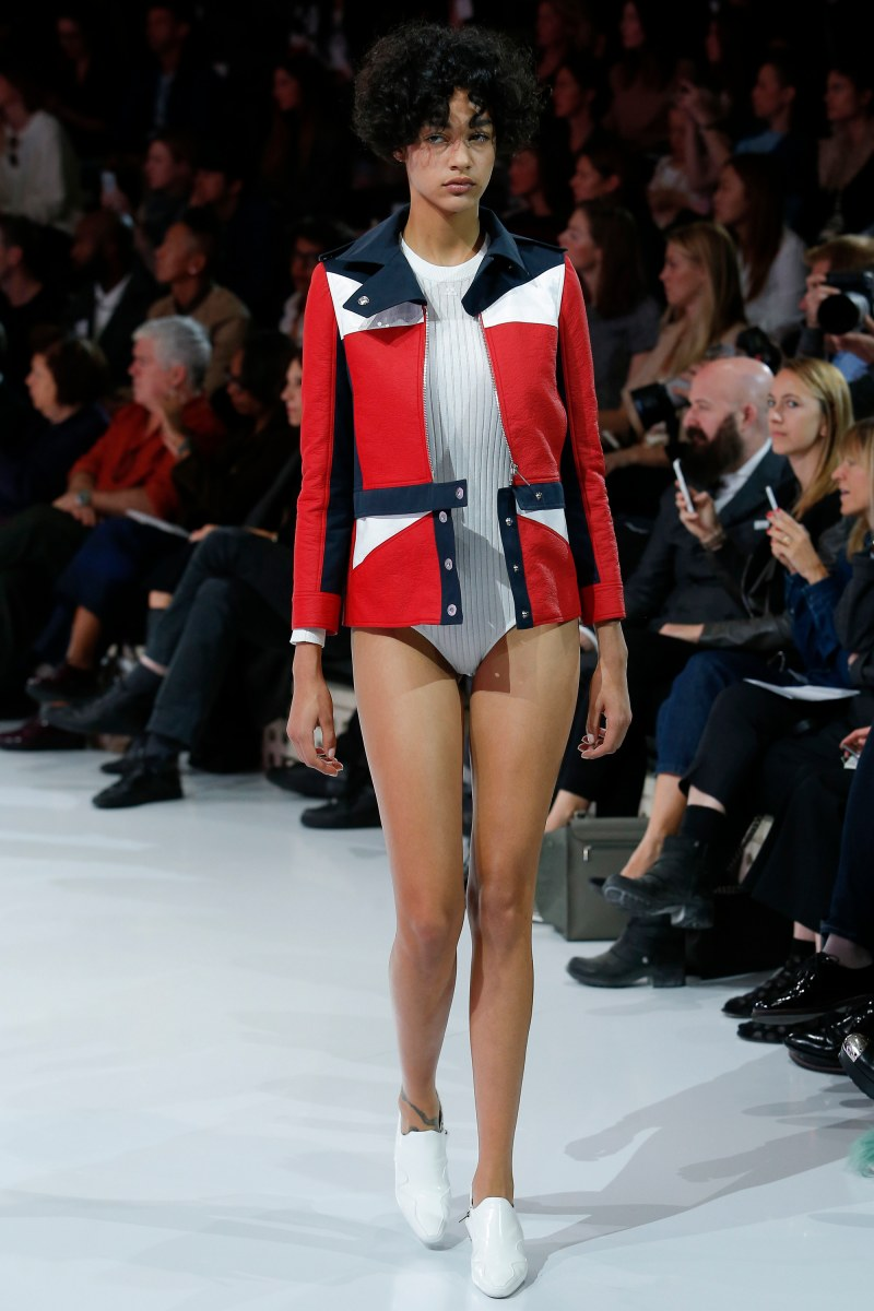 Courrèges Ready To Wear SS 2016 PFW (9)