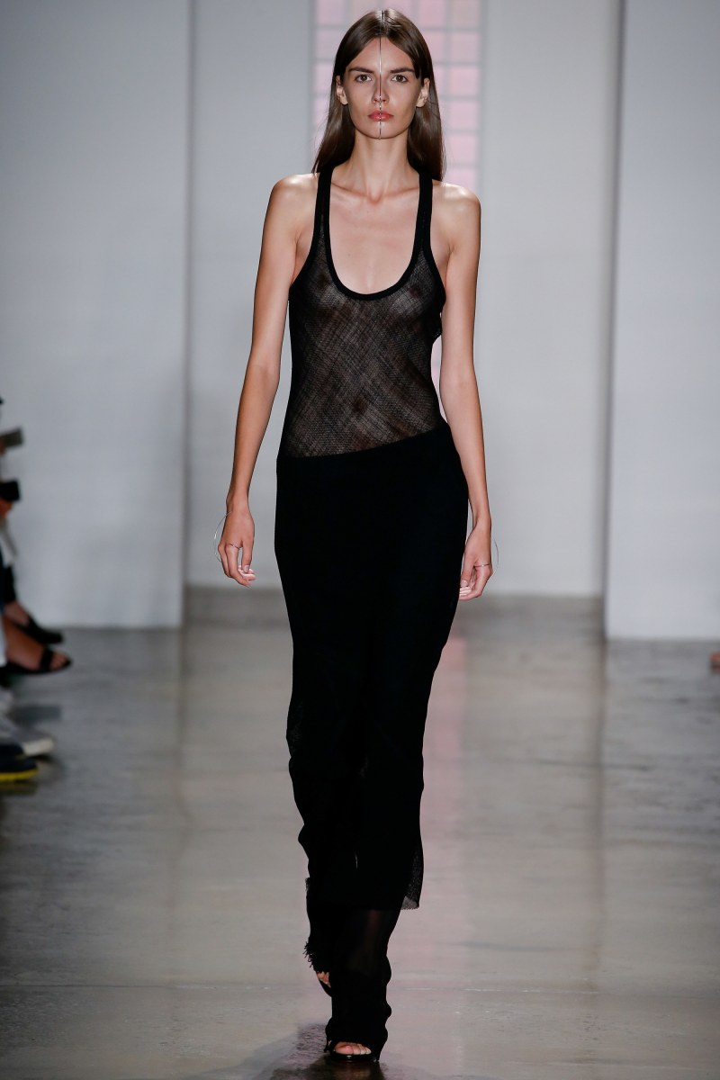 Dion Lee Ready To Wear SS 2016  NYFW (11)