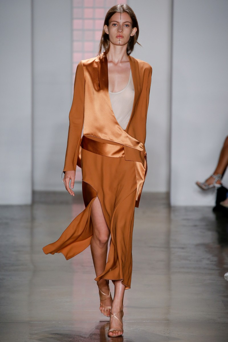 Dion Lee Ready To Wear SS 2016  NYFW (19)