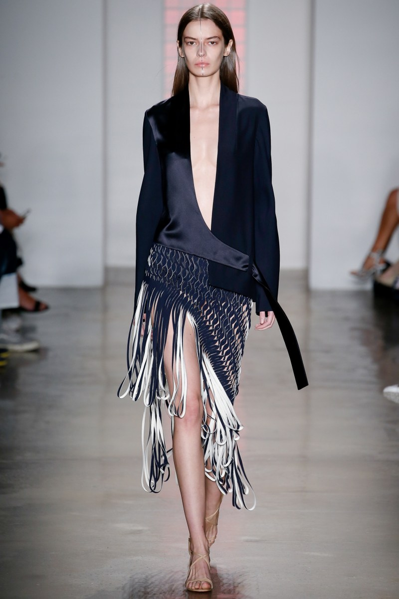 Dion Lee Ready To Wear SS 2016  NYFW (30)