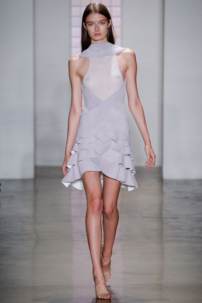 Dion Lee Ready To Wear SS 2016  NYFW (7)