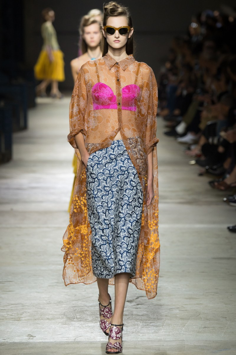 Dries Van Noten Ready To Wear SS 2016 PFW (12)