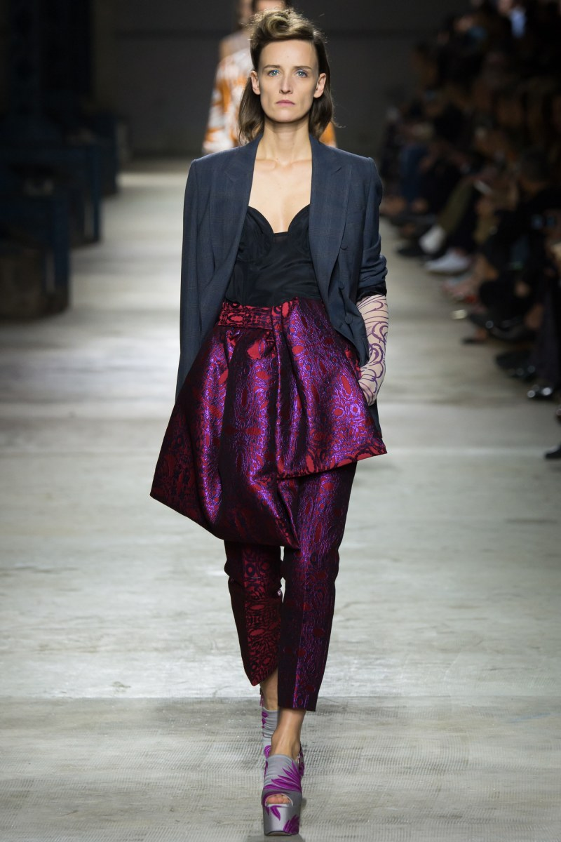 Dries Van Noten Ready To Wear SS 2016 PFW (29)