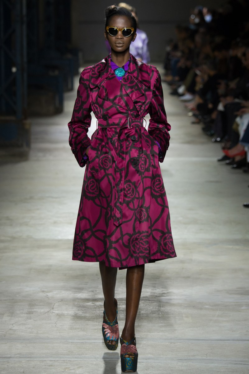 Dries Van Noten Ready To Wear SS 2016 PFW (34)