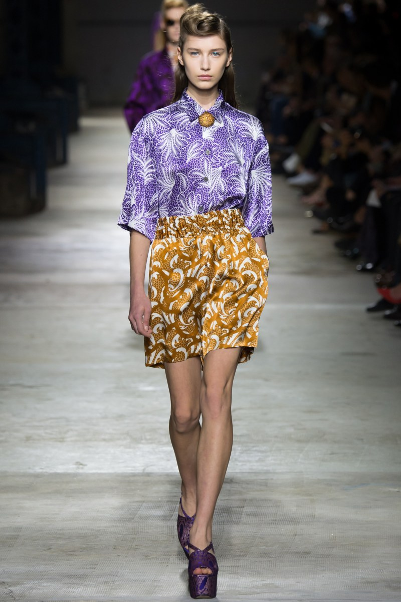 Dries Van Noten Ready To Wear SS 2016 PFW (35)