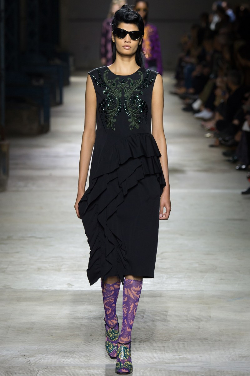 Dries Van Noten Ready To Wear SS 2016 PFW (37)