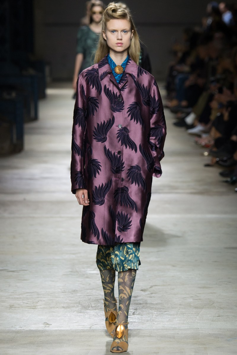 Dries Van Noten Ready To Wear SS 2016 PFW (39)
