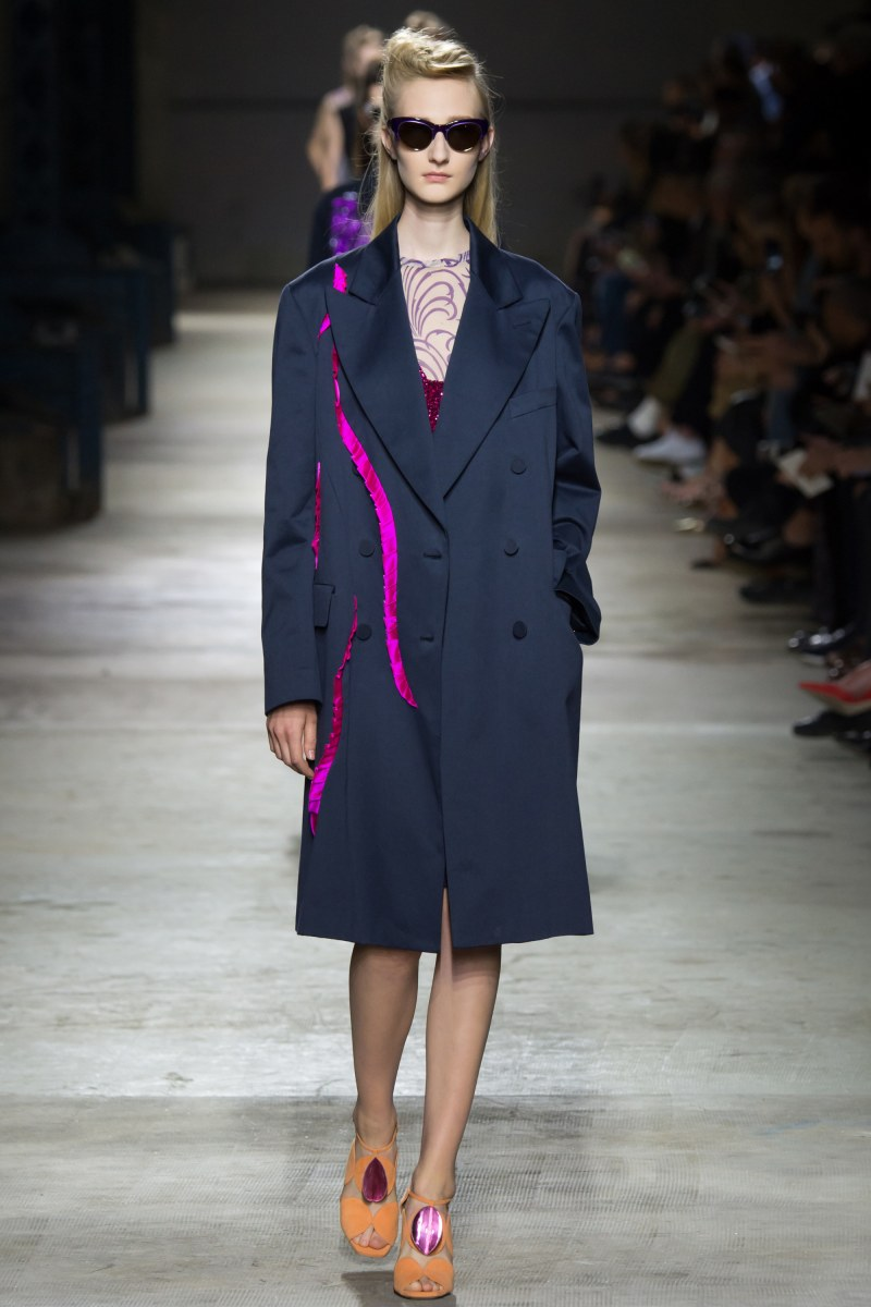 Dries Van Noten Ready To Wear SS 2016 PFW (54)