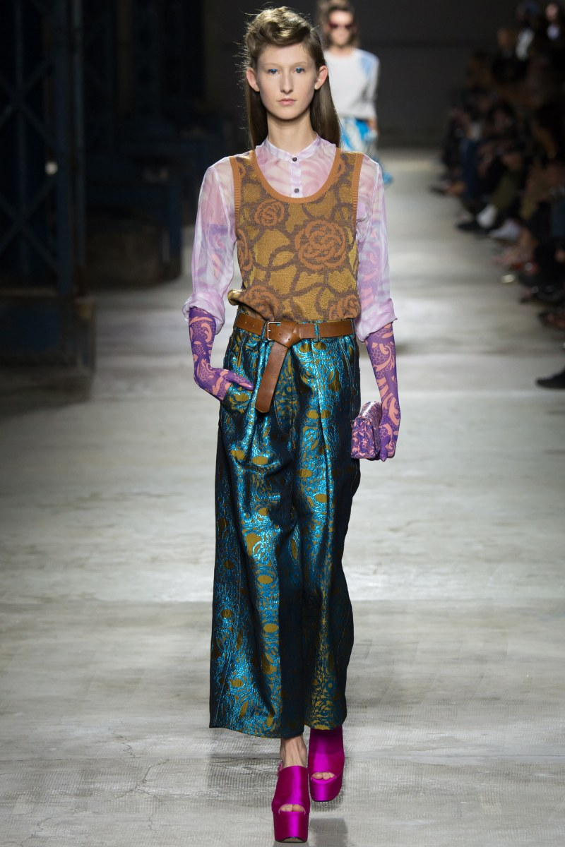 Dries Van Noten Ready To Wear SS 2016 PFW (7)
