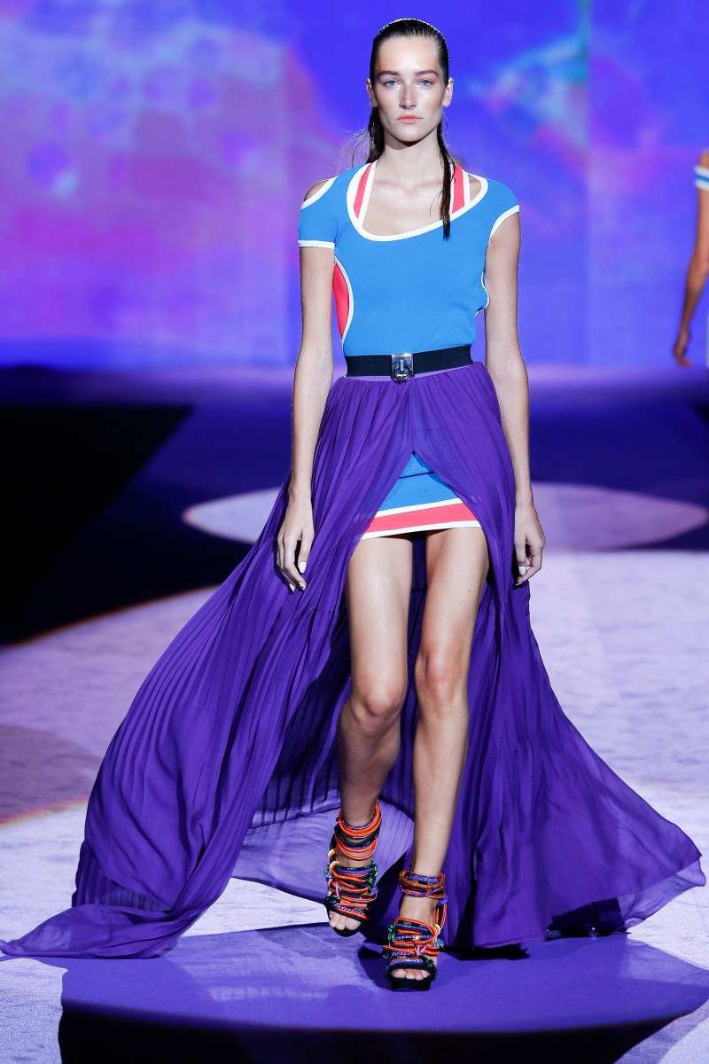 Dsquared2 Ready To Wear SS 2016 MFW (13)