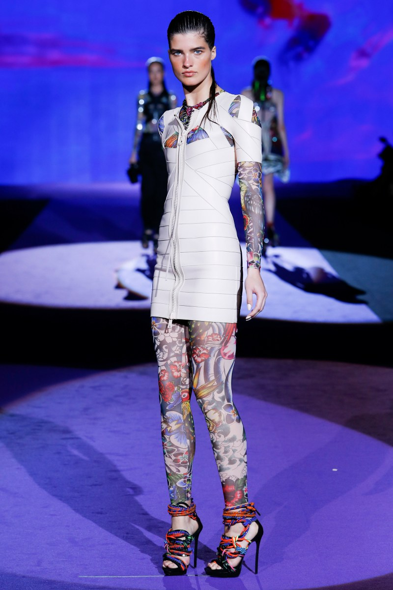 Dsquared2 Ready To Wear SS 2016 MFW (17)