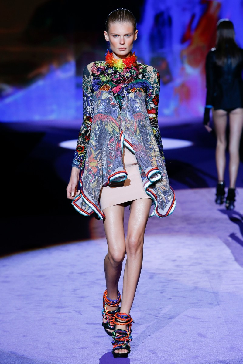 Dsquared2 Ready To Wear SS 2016 MFW (21)
