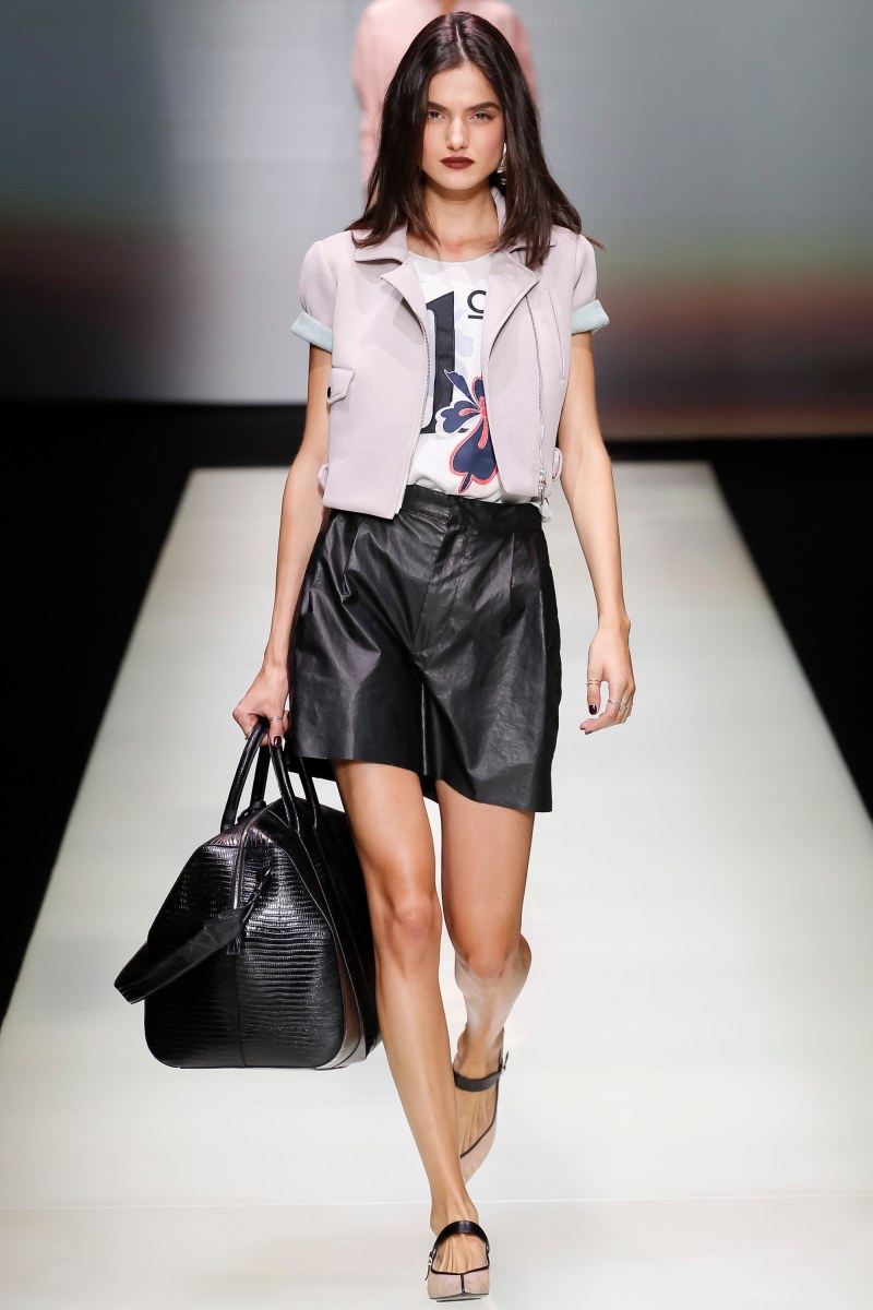 Emporio Armani Ready To Wear SS 2016 MFW (18)