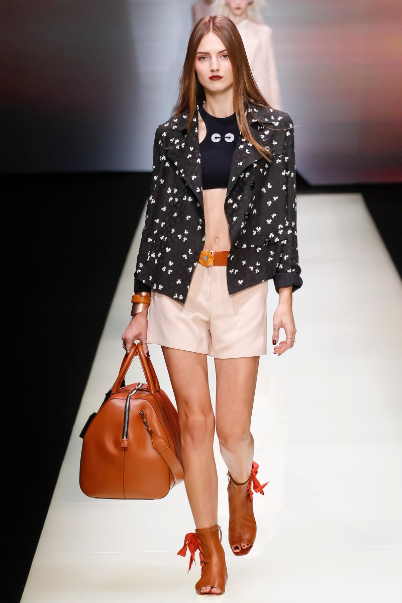 Emporio Armani Ready To Wear SS 2016 MFW (31)