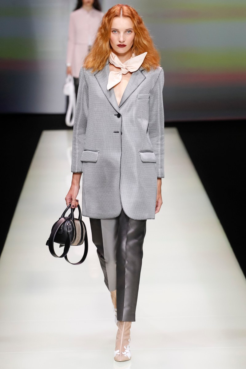 Emporio Armani Ready To Wear SS 2016 MFW (5)