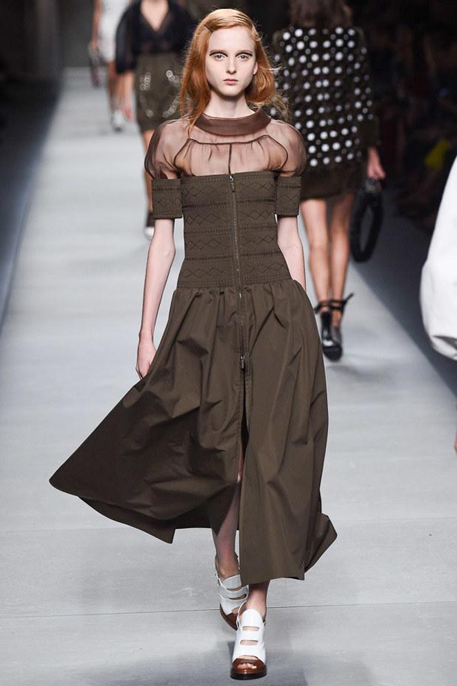 Fendi Ready To Wear SS 2016 MFW (12)