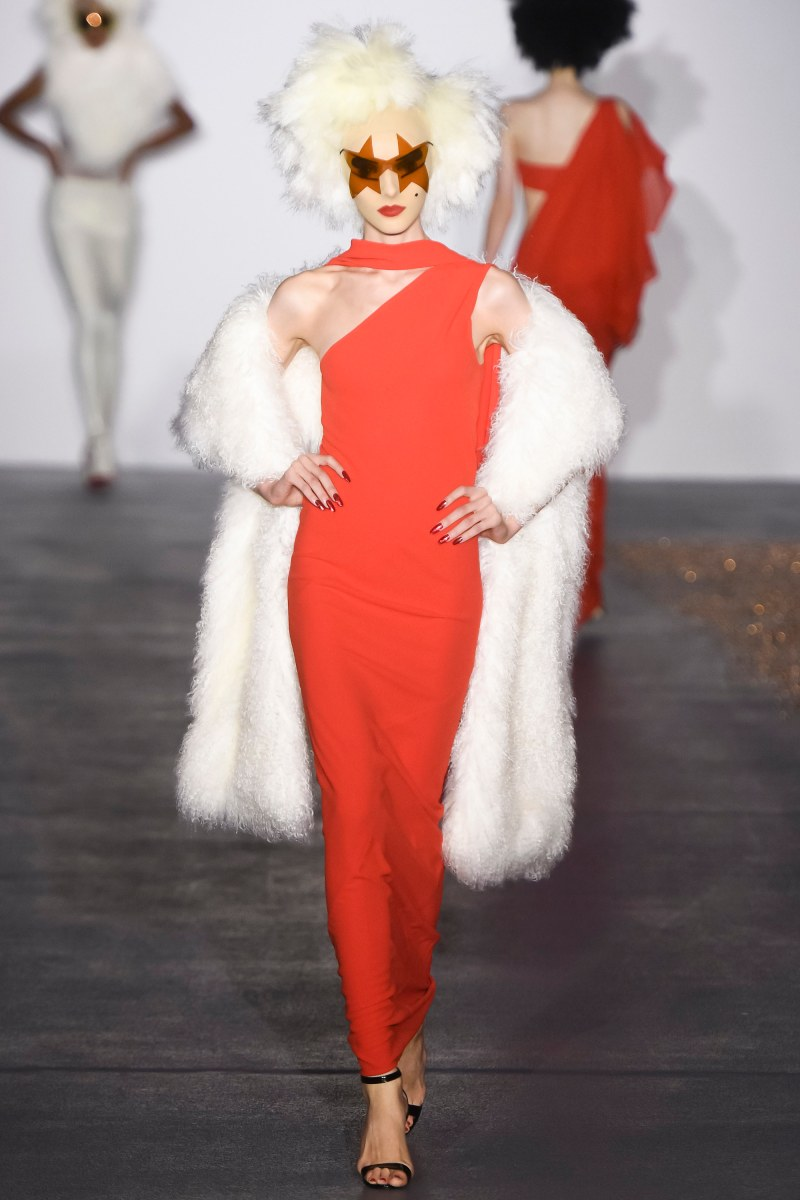 Gareth Pugh Ready To Wear SS 2016 LFW (12)