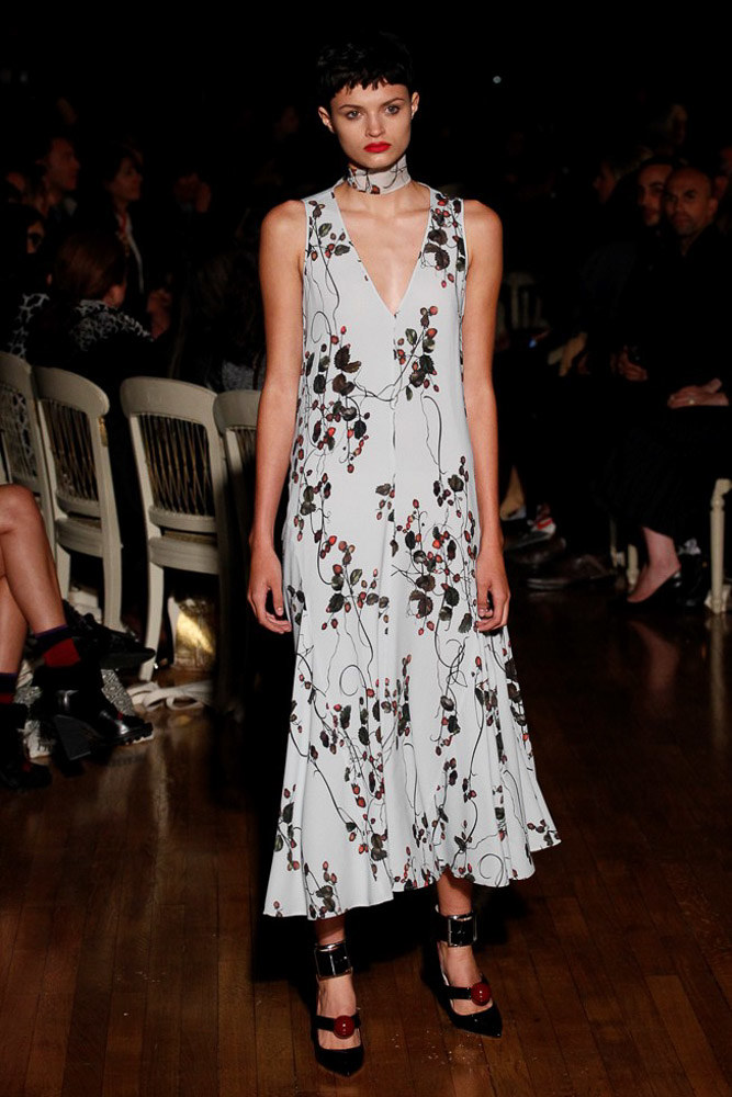 Giles Ready To Wear SS 2016 LFW (15)