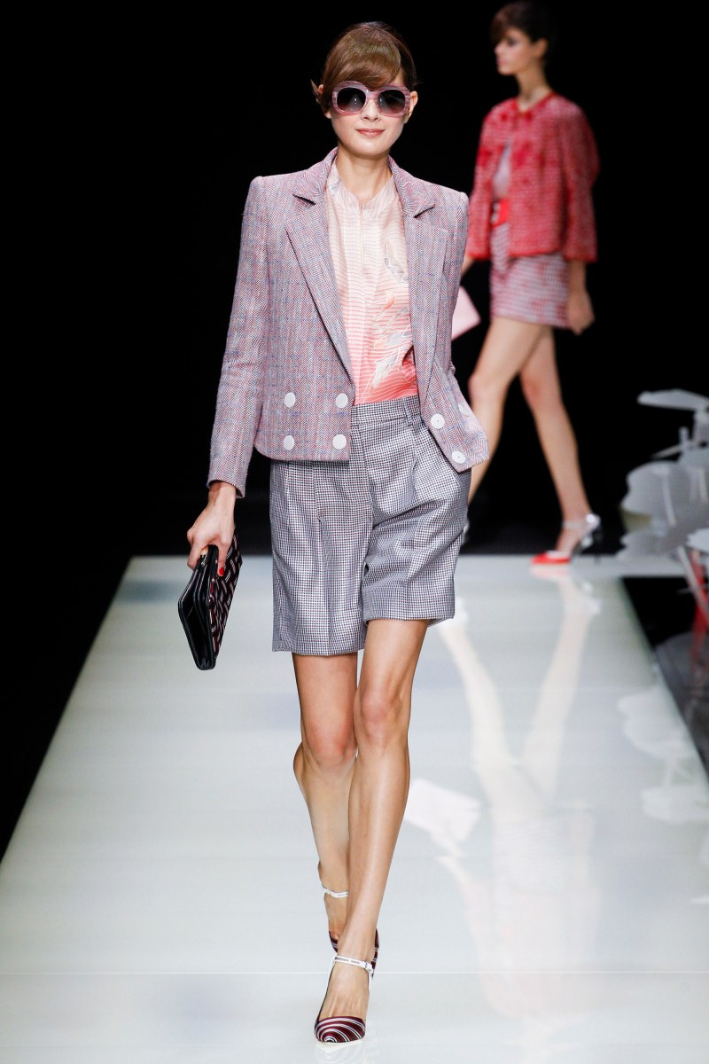 Giorgio Armani Ready To Wear SS 2016 MFW (11)