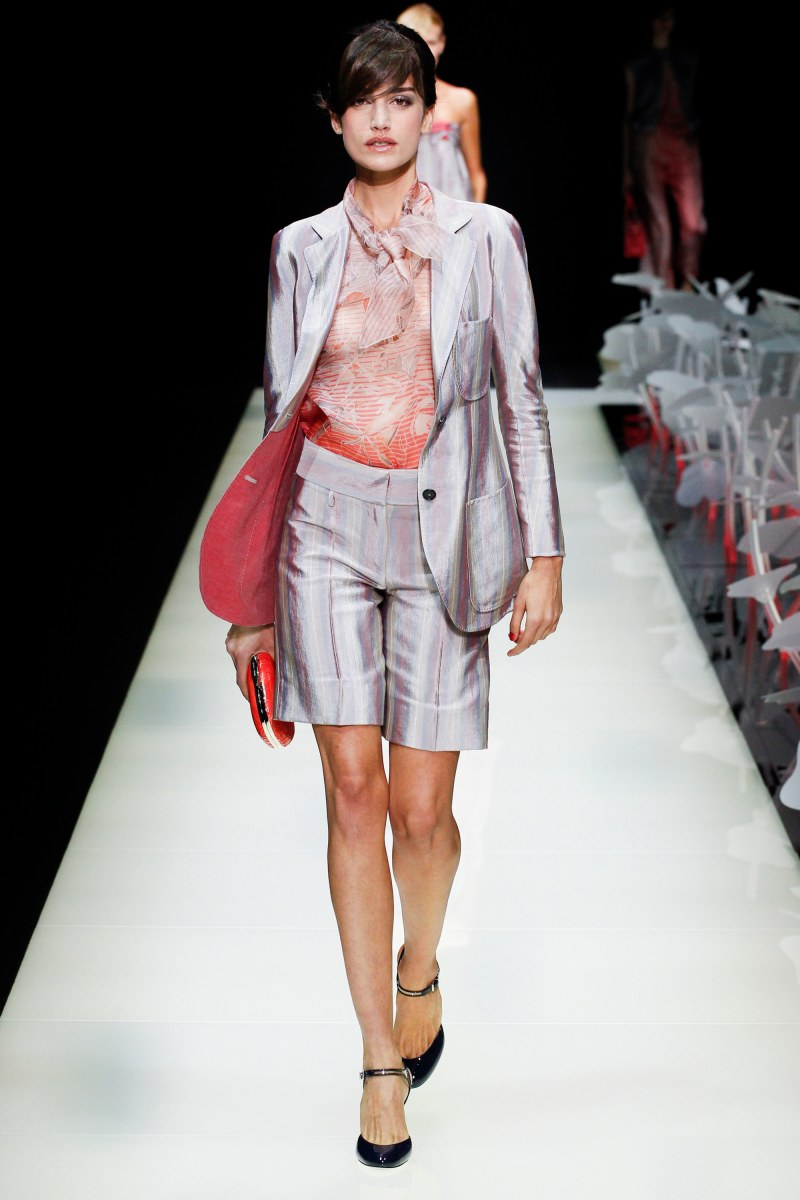 Giorgio Armani Ready To Wear SS 2016 MFW (7)