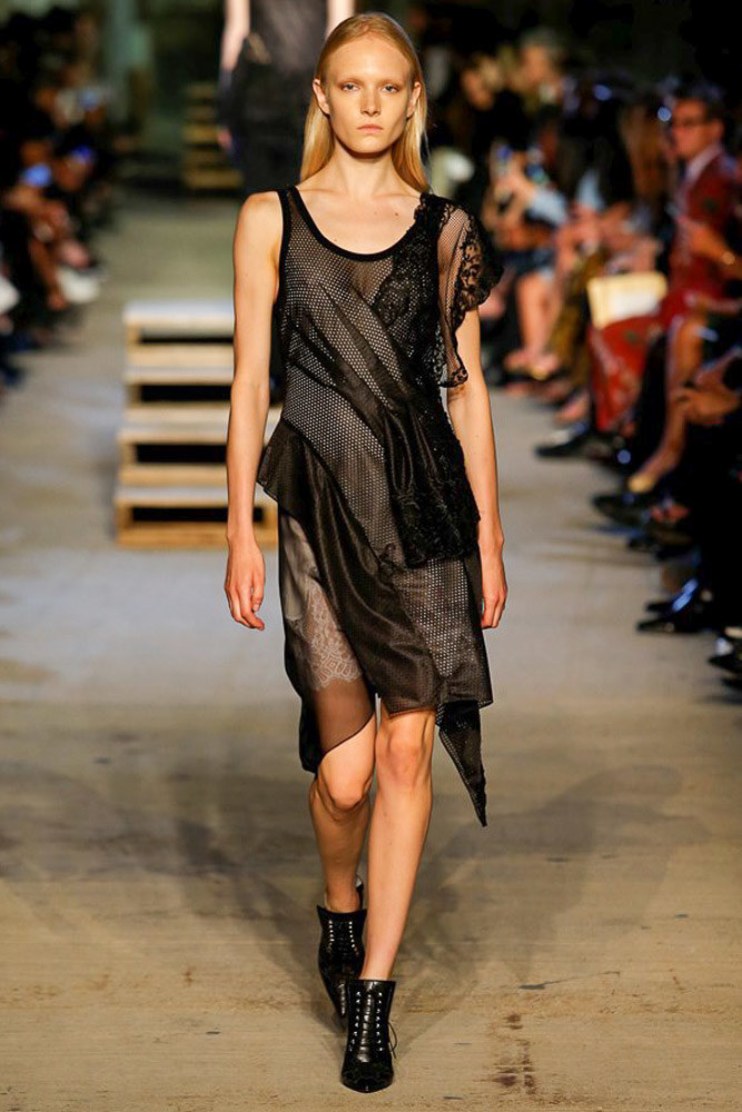 Givenchy Ready To Wear SS 2016 NYFW (20)