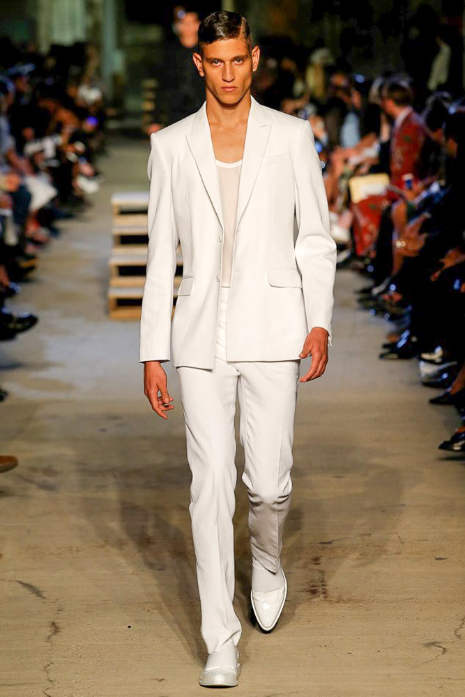 Givenchy Ready To Wear SS 2016 NYFW (29)