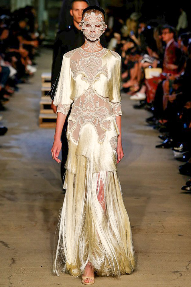 Givenchy Ready To Wear SS 2016 NYFW