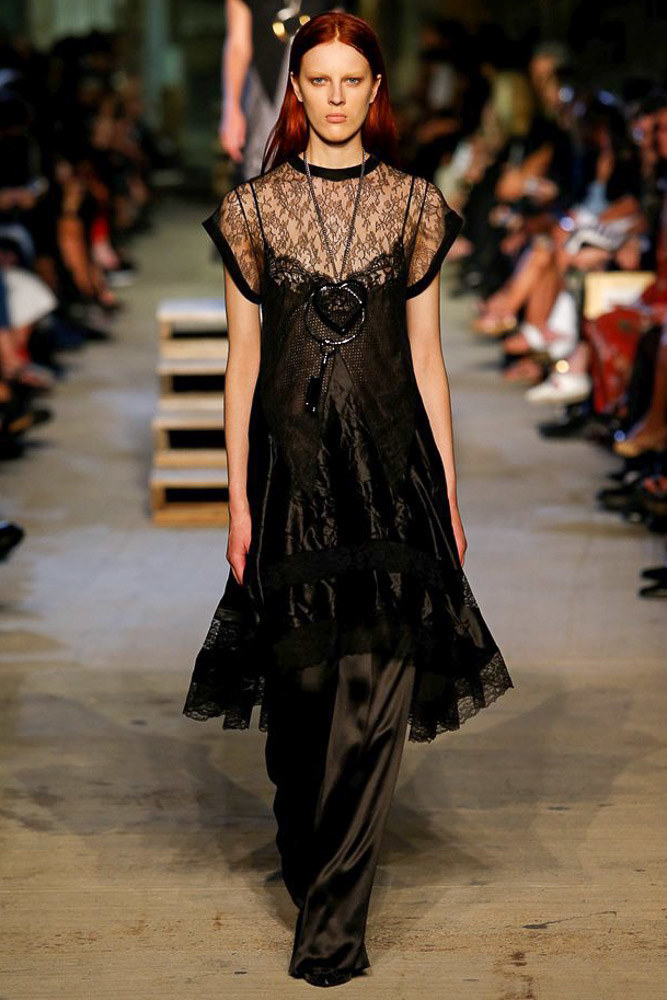 Givenchy Ready To Wear SS 2016 NYFW (69)