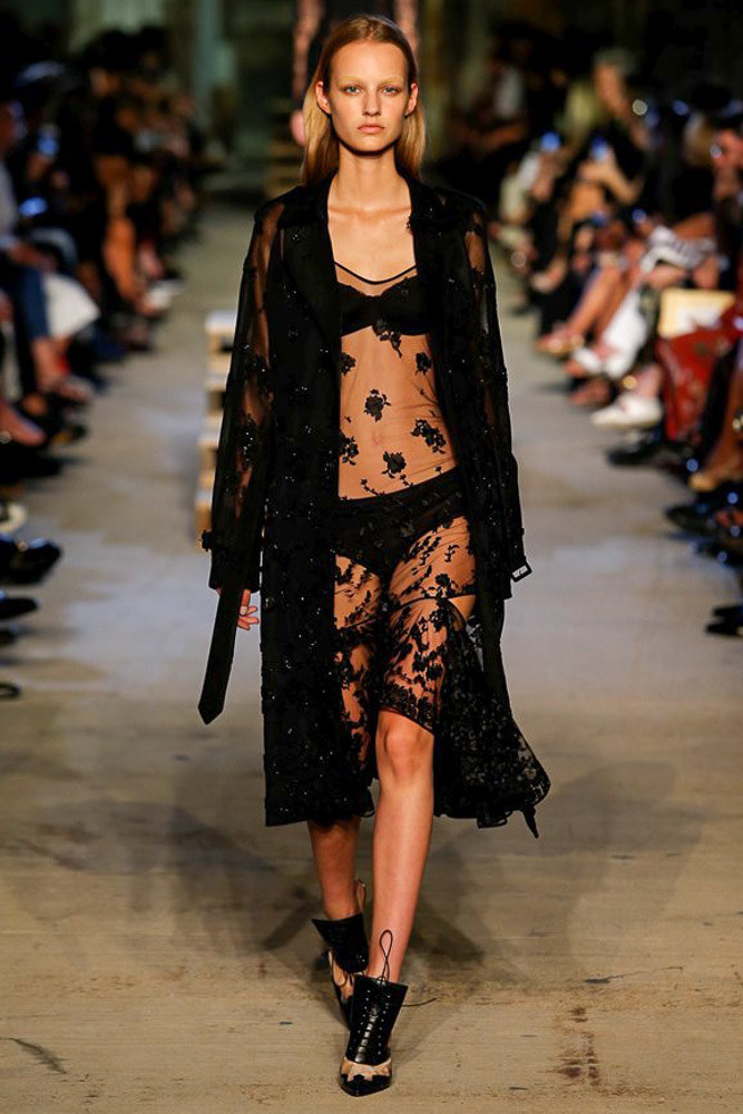 Givenchy Ready To Wear SS 2016 NYFW (74)