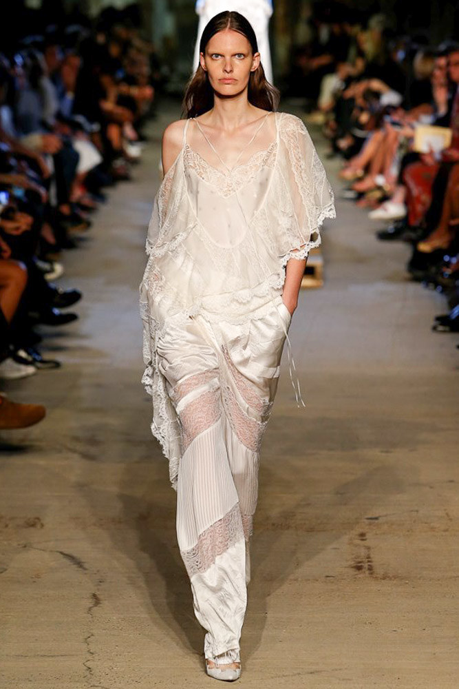 Givenchy Ready To Wear SS 2016 NYFW (78)
