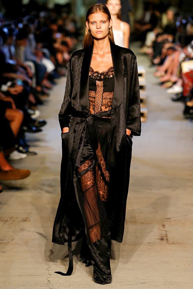 Givenchy Ready To Wear SS 2016 NYFW (81)