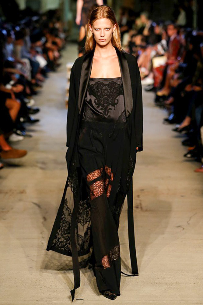 Givenchy Ready To Wear SS 2016 NYFW (83)