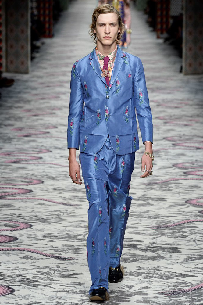Gucci Ready To Wear SS 2016 MFW (21)