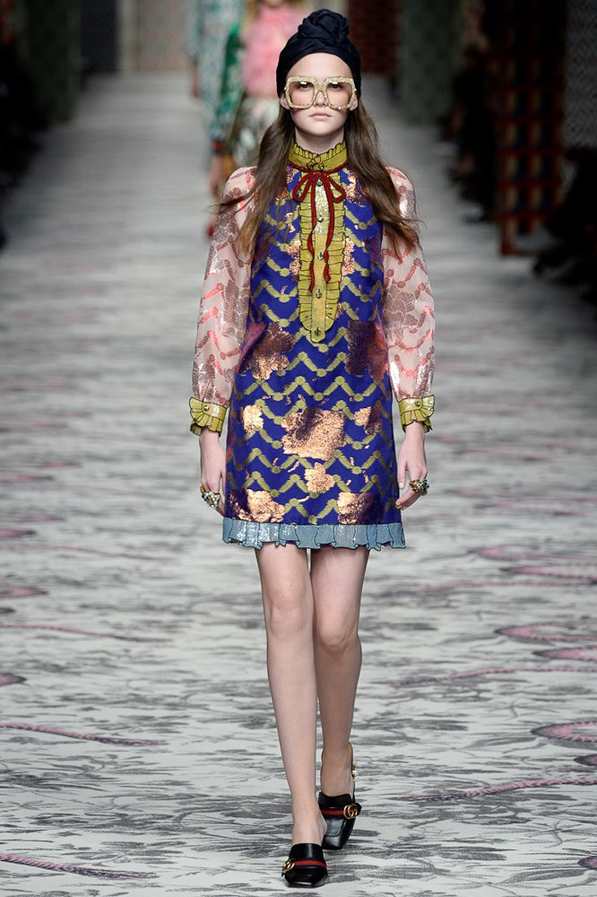 Gucci Ready To Wear SS 2016 MFW (22)