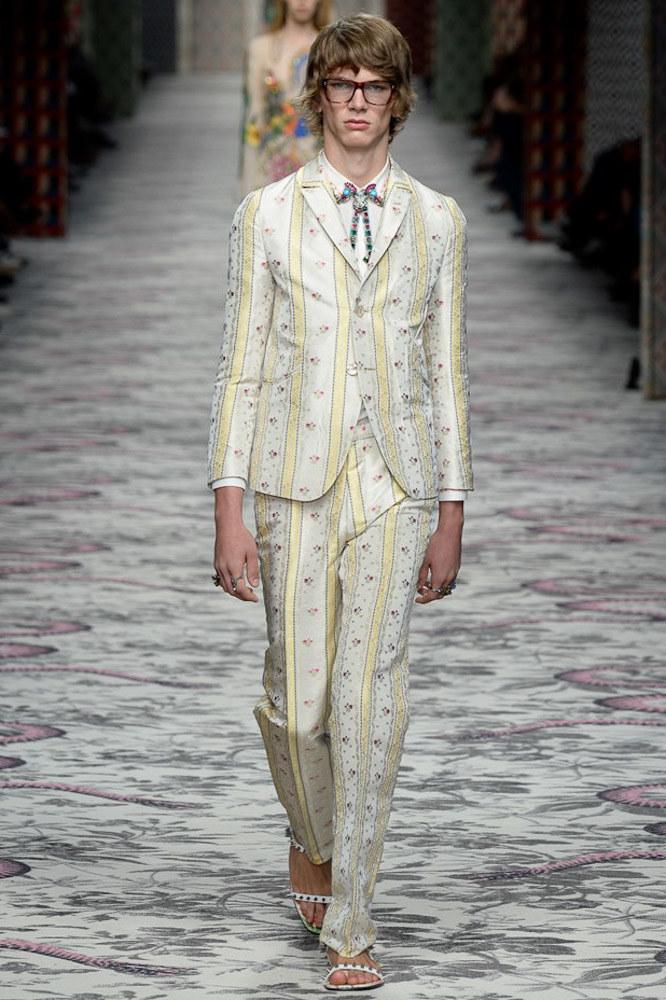Gucci Ready To Wear SS 2016 MFW (43)