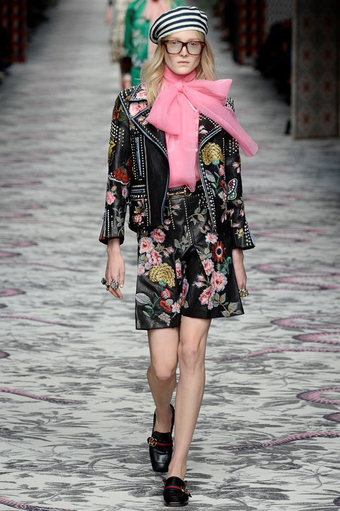 Gucci Ready To Wear SS 2016 MFW (45)
