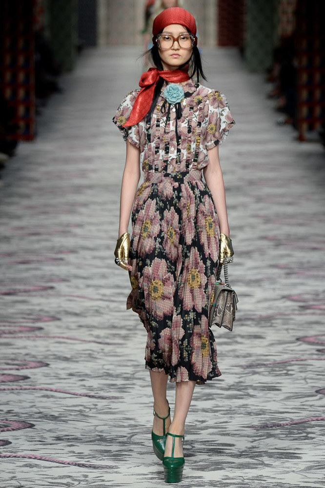 Gucci Ready To Wear SS 2016 MFW (49)