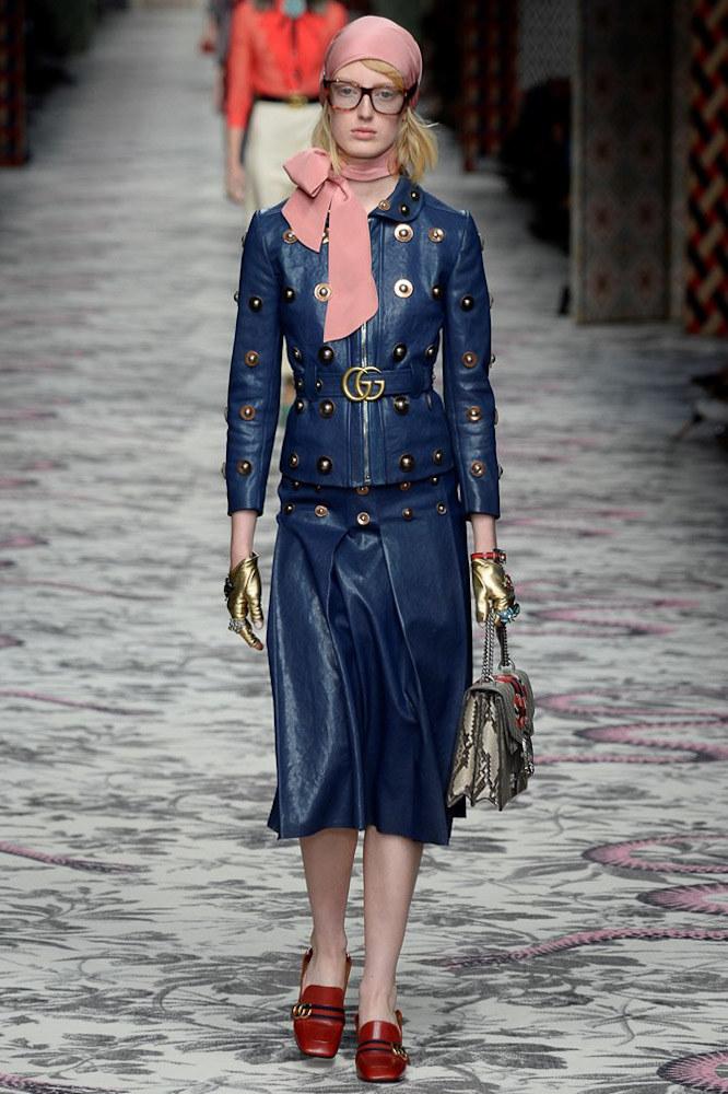 Gucci Ready To Wear S S 2016 Mfw Graveravens