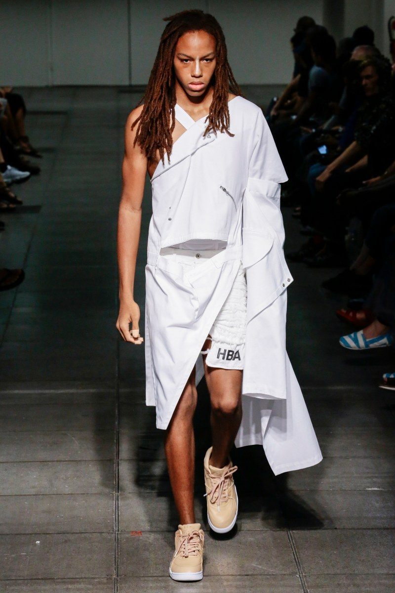 Hood by Air Ready To Wear SS 2016 NYFW (41)