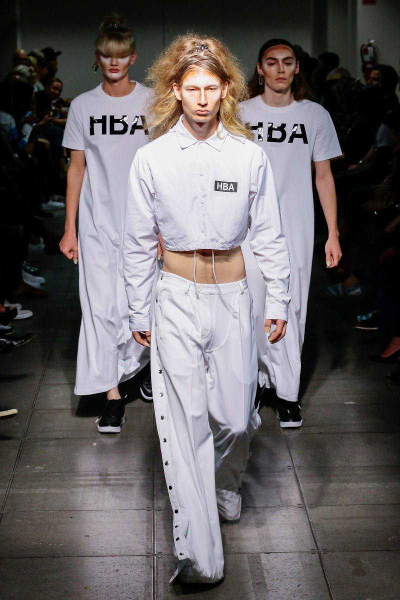 Hood by Air Ready To Wear SS 2016 NYFW (42)