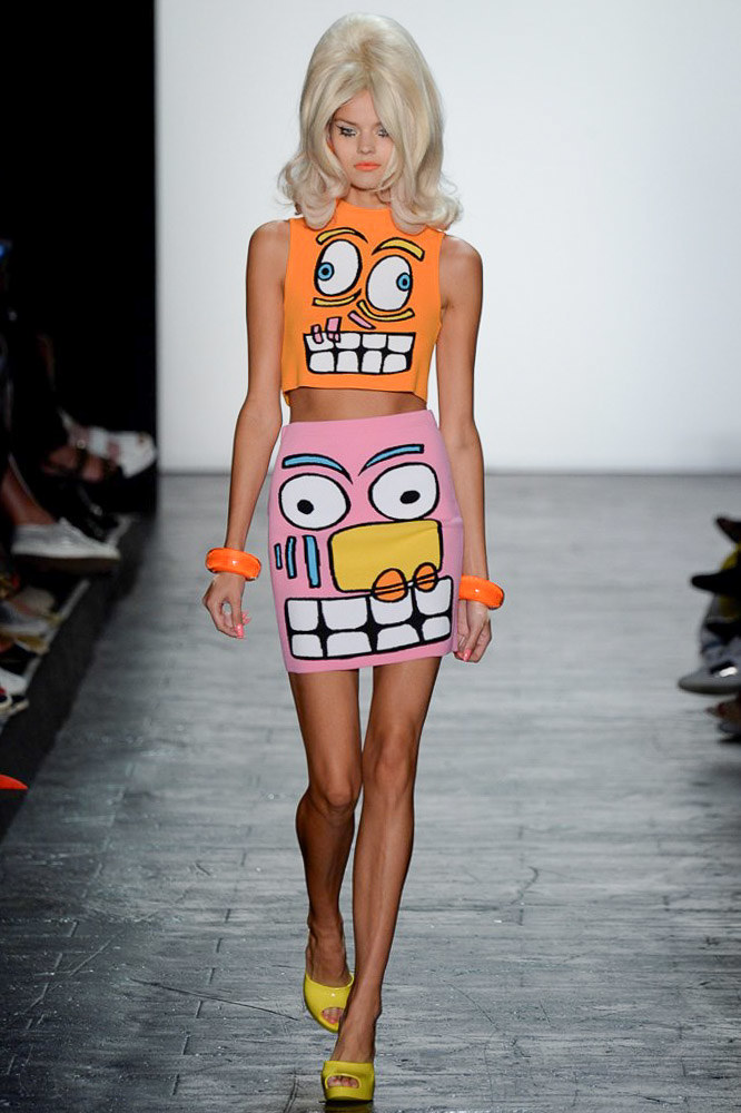 Jeremy Scott Ready To Wear SS 2016 NYFW (26)