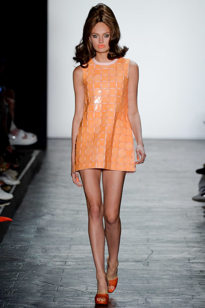 Jeremy Scott Ready To Wear SS 2016 NYFW (3)